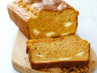 Easy Cheddar Parmesan Quick Bread