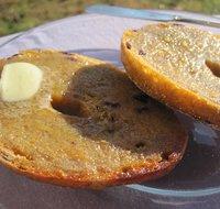 Bread Machine Pumpkin Spice Bagels