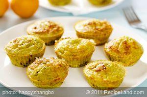 Bisquick Mini Veggie Quiches