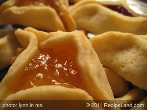 Hamantaschen Cookie Dough
