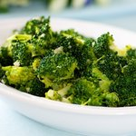 Broccoli with Lime & Cumin Dressing