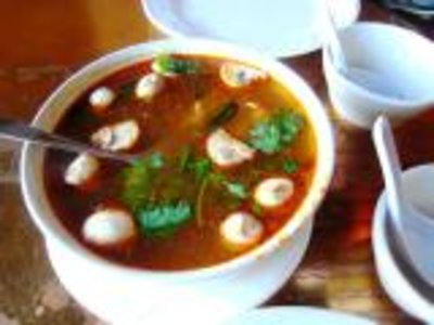 Tom Yum Goong - Savouring Southeast Asia