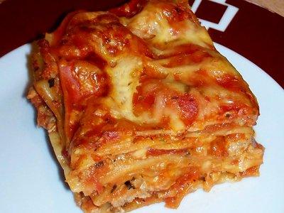 Lasagne Italia
