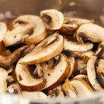 Stir in mushrooms.