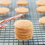 Peppermint Swirl/Pinwheel Refrigerator Cookies