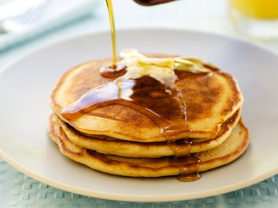 American Style Flapjacks/Pancakes