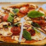 Bacon Margherita Pizza