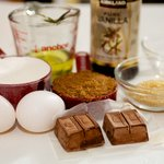 These are the ingredients you need to make these delicious cookies.