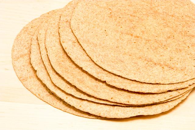whole-wheat flour tortillas