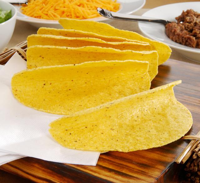 corn tortilla, taco shells