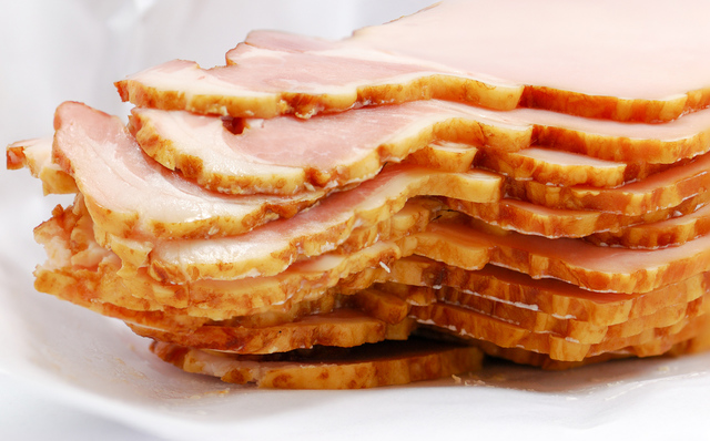 Canadian-style bacon