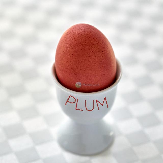 Plum Easter Egg.jpg