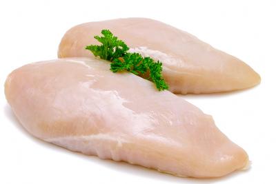 Boneless, skinless, chicken breast halves