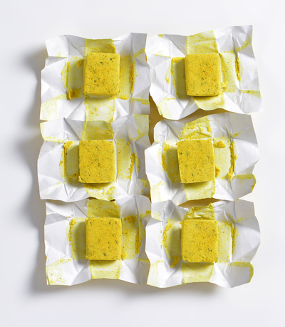 Chicken bouillon cubes