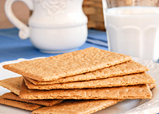 graham crackers/wafers