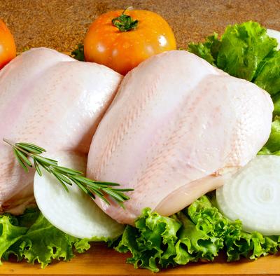 whole chicken breast
