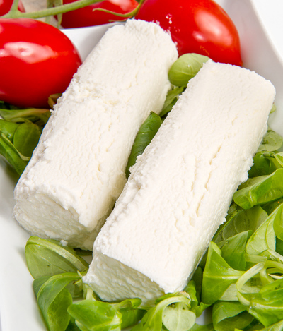 goat cheese logs