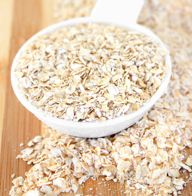 quick-cooking rolled oats