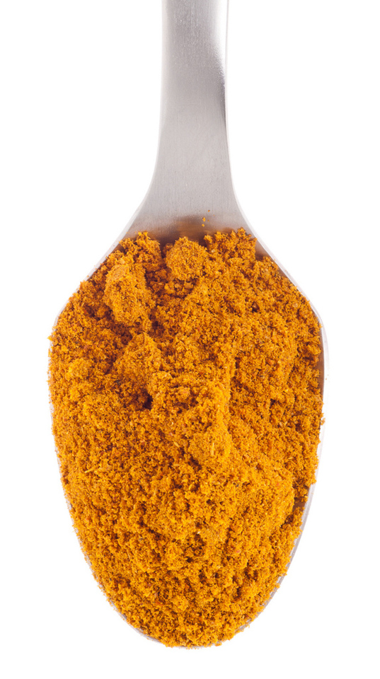 spoonful of curry powder