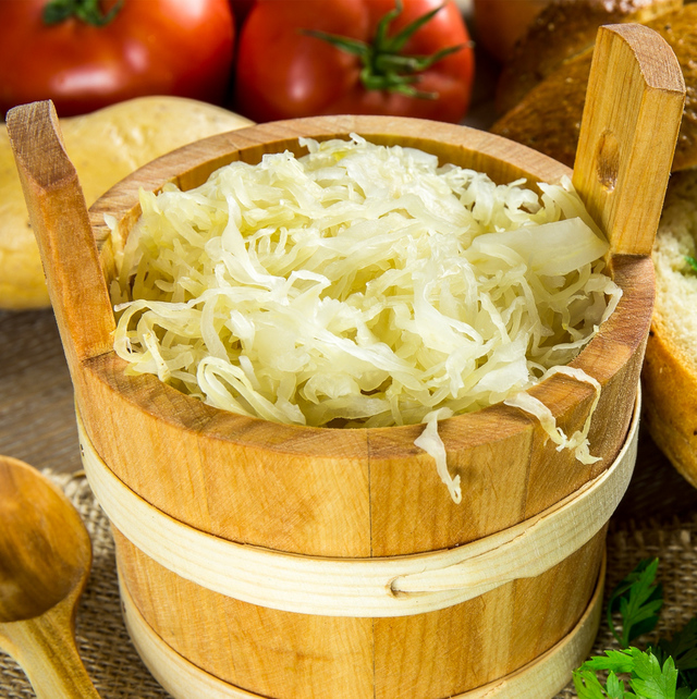 German sauerkraut