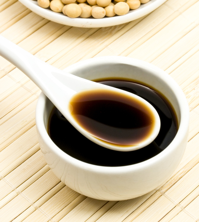 low-salt soy sauce