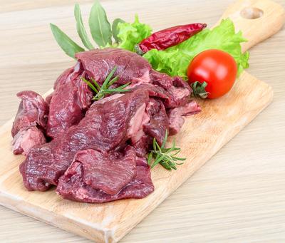 venison meat