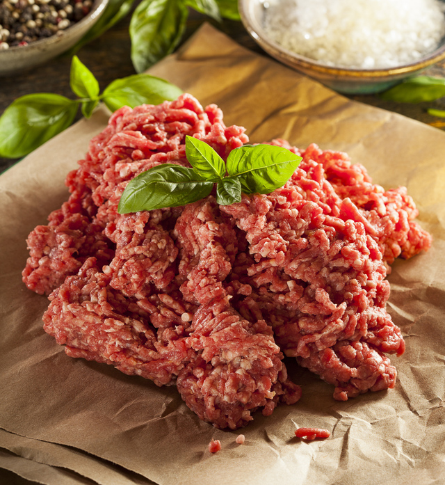 ground beef mince, extra-lean