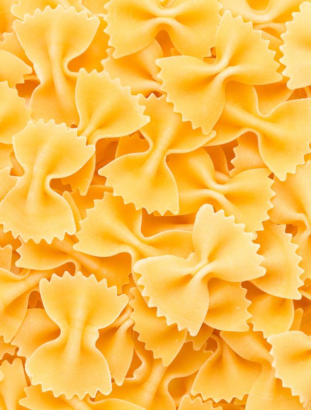bow-tie (farfalle) pasta