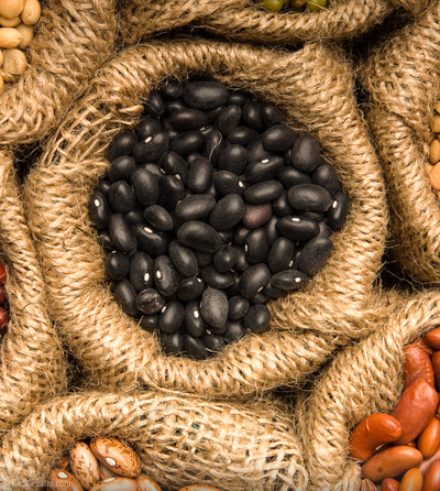 Black beans - turtle beans