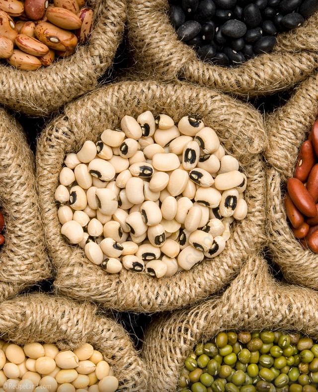Black-eyed peas - dried