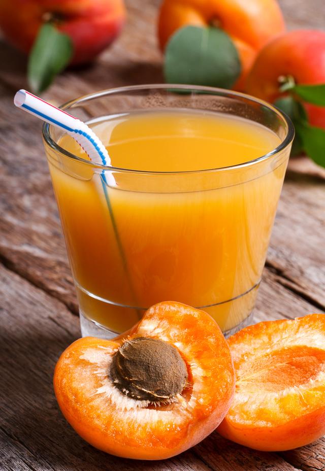 apricot nectar (juice)